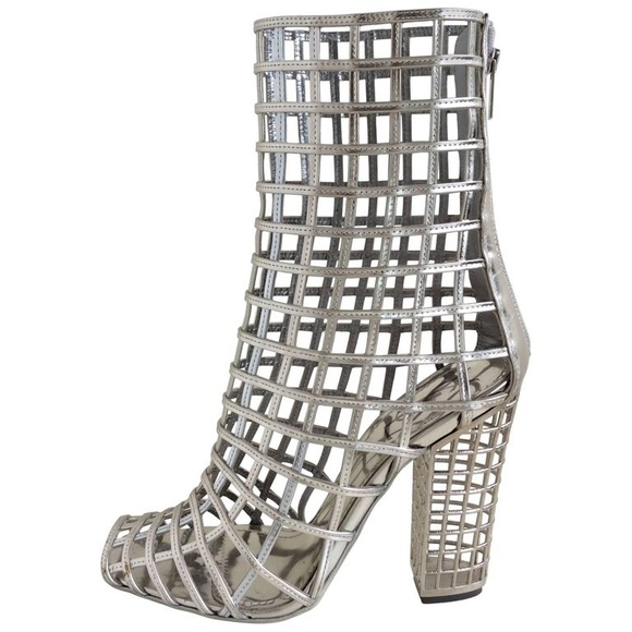 6e1d56691f8 Yves Saint Laurent Shoes | Ysl Cage Boot | Poshmark